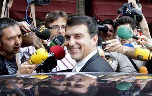 El Barça espió a periodistas y pagó 250 euros por sus números de móvil