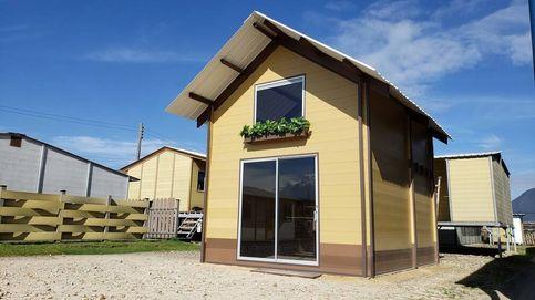 El 'futuro' de la arquitectura: casas hechas con café reciclado