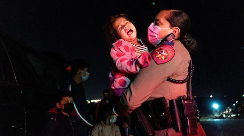 Los arrestos migratorios en la frontera de EEUU llegan al mayor nivel en 20 años