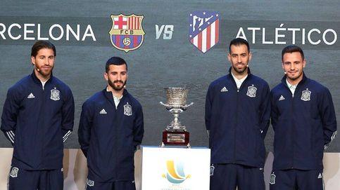 Los 2.110 euros para viajar a la Supercopa de Arabia Saudí... ¿sin afición española?