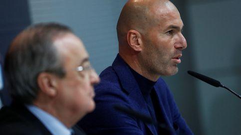 Así convenció Florentino Pérez a Zidane para regresar al Real Madrid