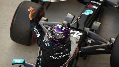 Fórmula 1: Hamilton destroza a todos en Rusia y Carlos Sainz saldrá sexto
