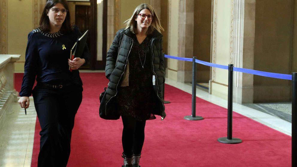 Artadi ahuyenta su presidencia y rechaza que la de Puigdemont sea simbólica