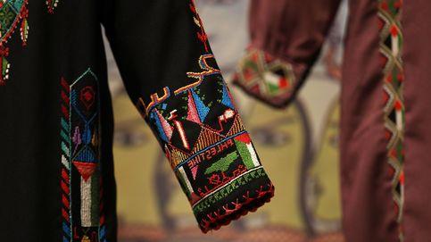 Vestidos palestinos tradicionales