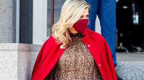 ¿Es este el look más salvaje de la reina Máxima de Holanda?