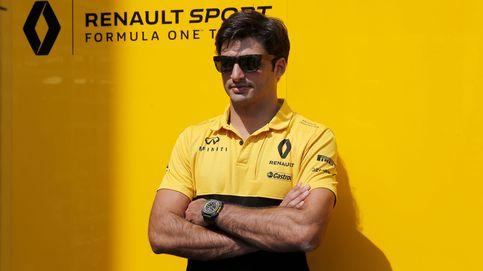 Renault y el cuidado a Sainz: Sabemos que no le tenemos a largo plazo