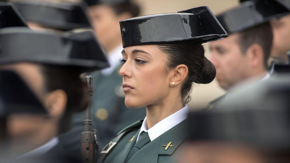 El error se torna en drama: muchos guardias civiles pierden más de la mitad de su nómina