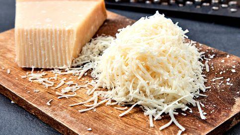 Crees que estás comprando 'queso' rallado, pero te equivocas
