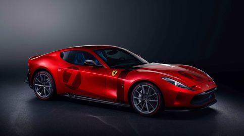 Ferrari Omologata: un coche único hecho a medida para un cliente
