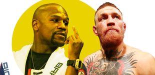 Post de A tortas en el boxeo por el Mayweather vs McGregor:
