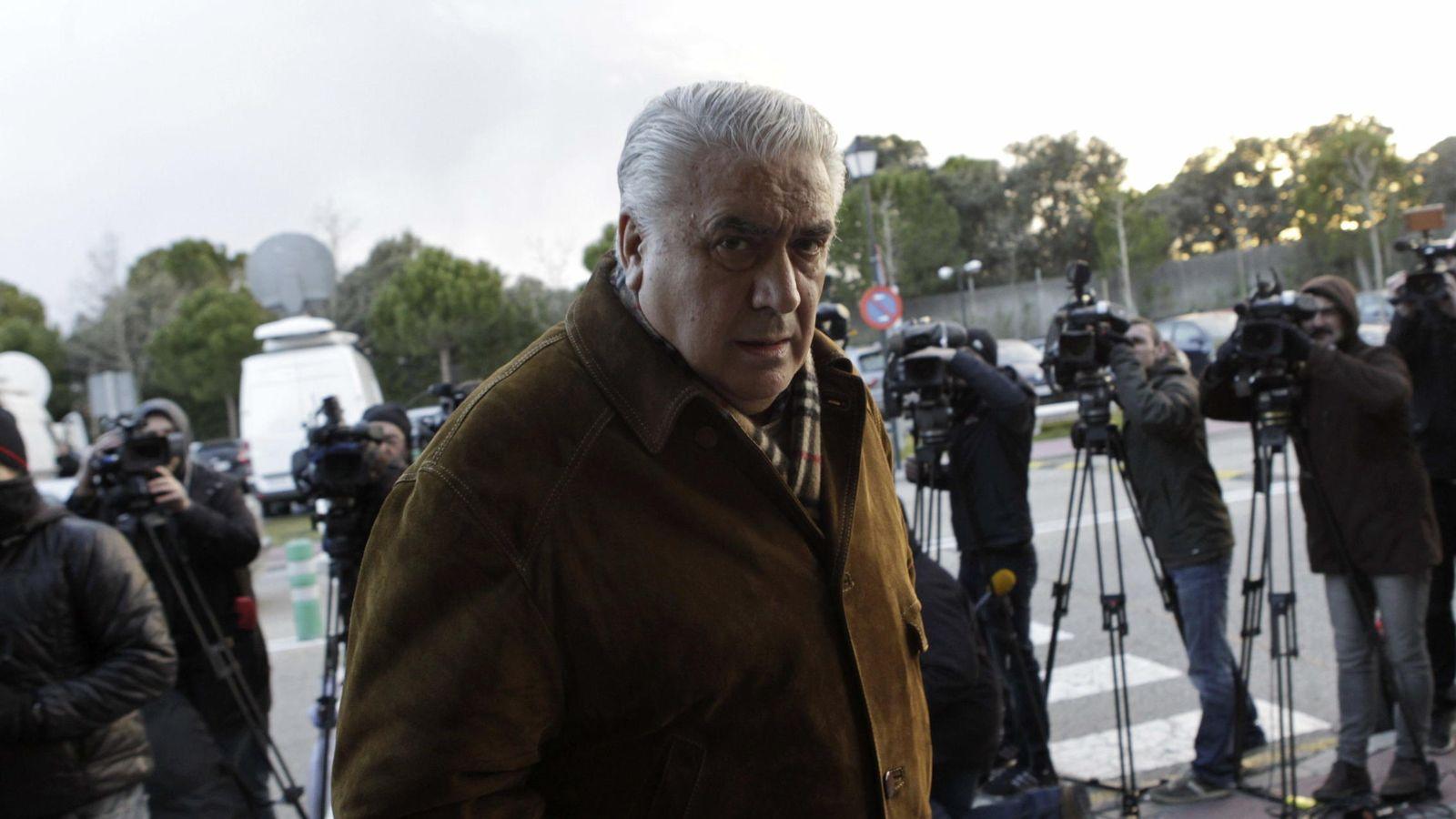 Foto: El expresidente del Real Madrid, Lorenzo Sanz. (EFE)