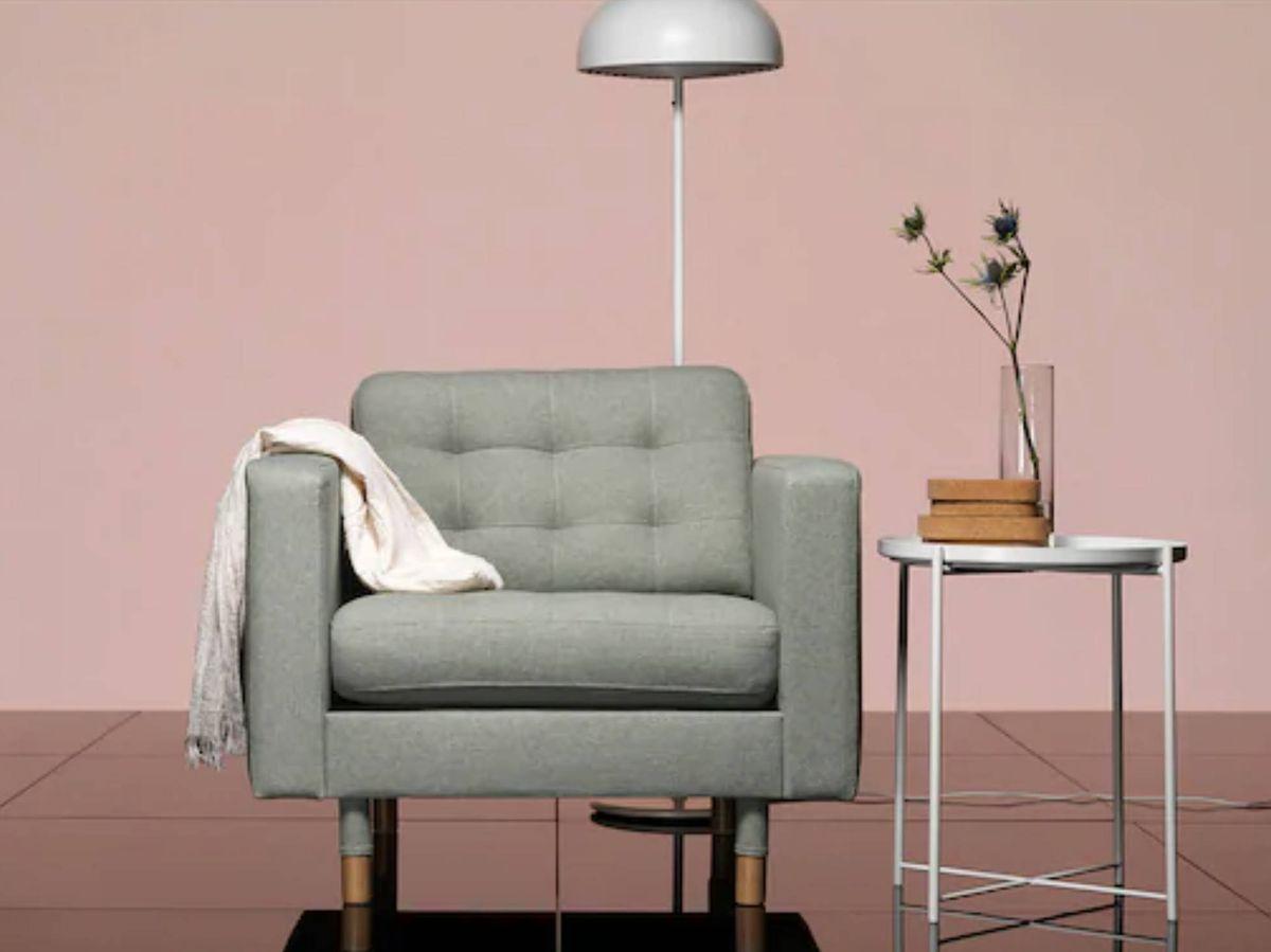 Foto: Decora con estos sillones de Ikea tu rincón de lectura perfecto. (Cortesía)