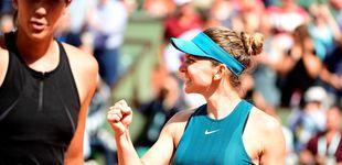 Post de Garbiñe Muguruza pierde contra Simona Halep y no será número 1