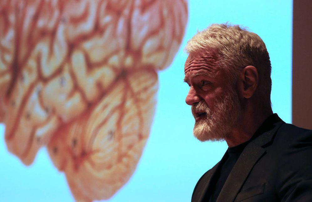 Foto: Kári Stefánsson, fundador de la empresa responsable de la investigación (Fuente: DeCODE Genetics)