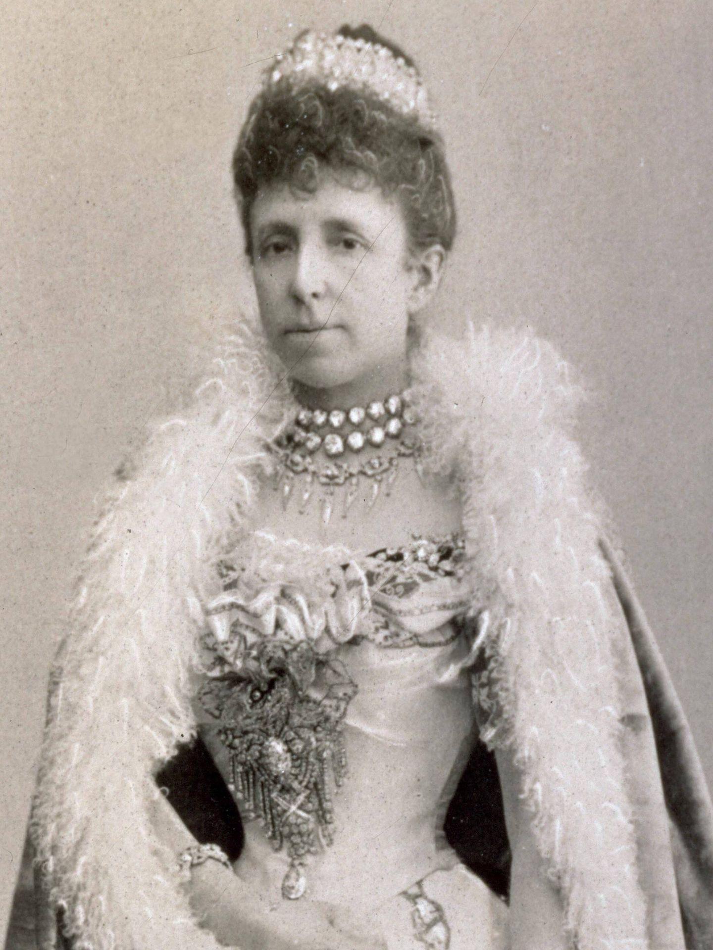 La reina María Cristina. (CP)
