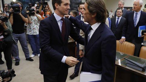 Aznar se defiende en el Congreso activando el ventilador: No tengo que pedir perdón