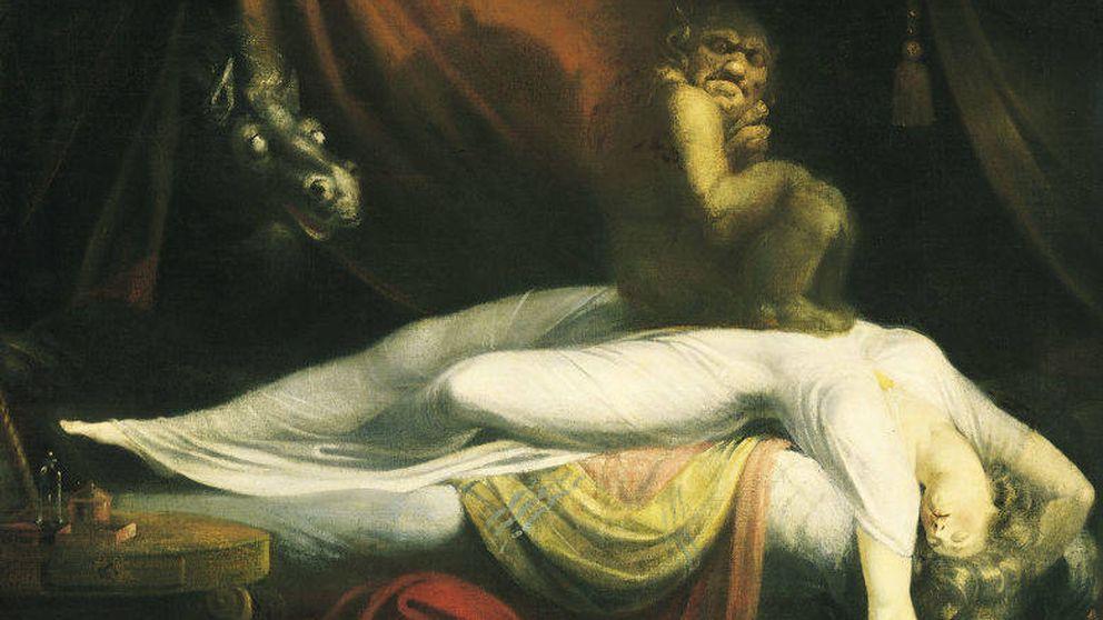 Hay una persona en tu habitación: todo sobre la parálisis del sueño