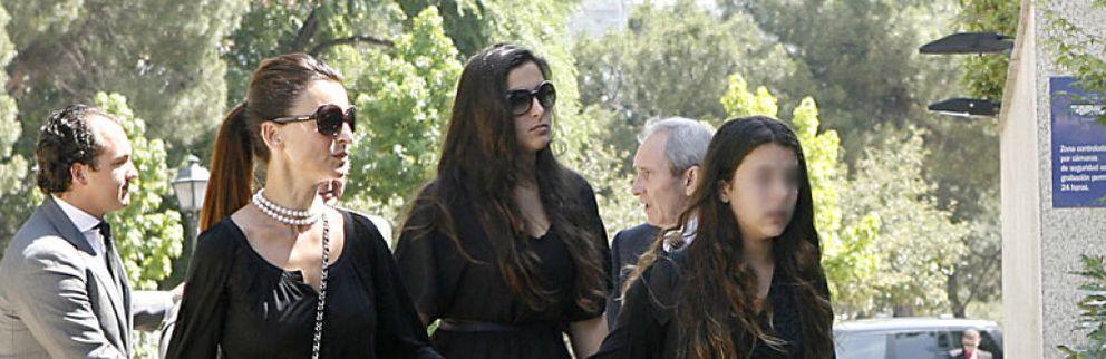 Foto: Las hijas de Cereceda retiran las denuncias a la viuda de su padre