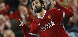 Post de Las manos españolas que cuidan a Salah, el galáctico al que colocarán en el Madrid