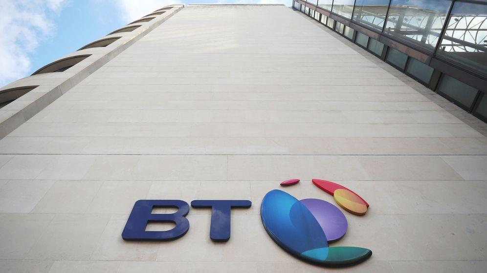 Foto: Exterior de la sede de BT en Londres. Es la compañía de telecomunicaciones más grande de Reino Unido. (Reuters)