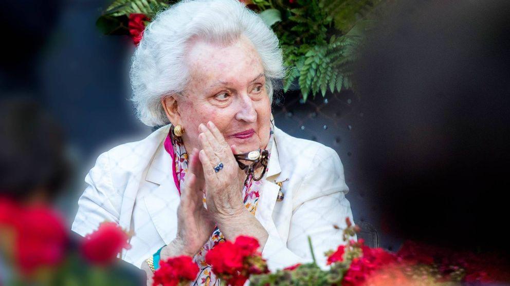 Sin pompa ni oropeles: el atípico funeral de la infanta Pilar de Borbón