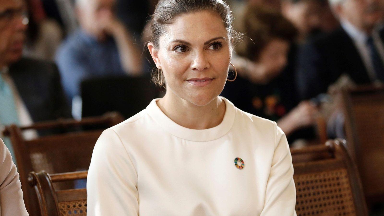 Foto: Victoria de Suecia. (EFE)