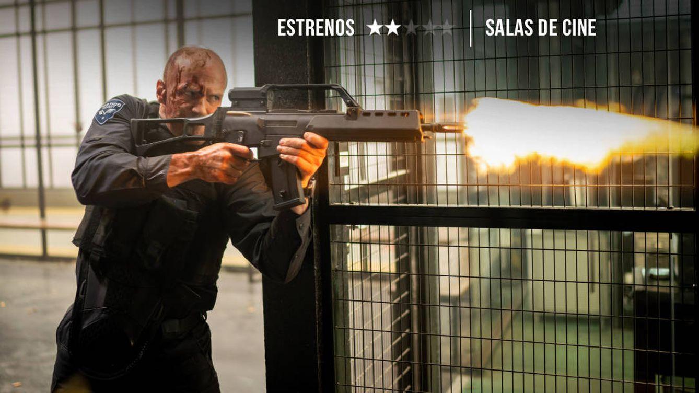 'Despierta la furia': Jason Statham le roba la película a Guy Ritchie