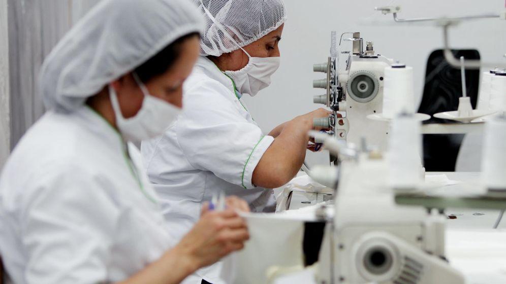 Foto: Mujeres trabajando. (EFE)