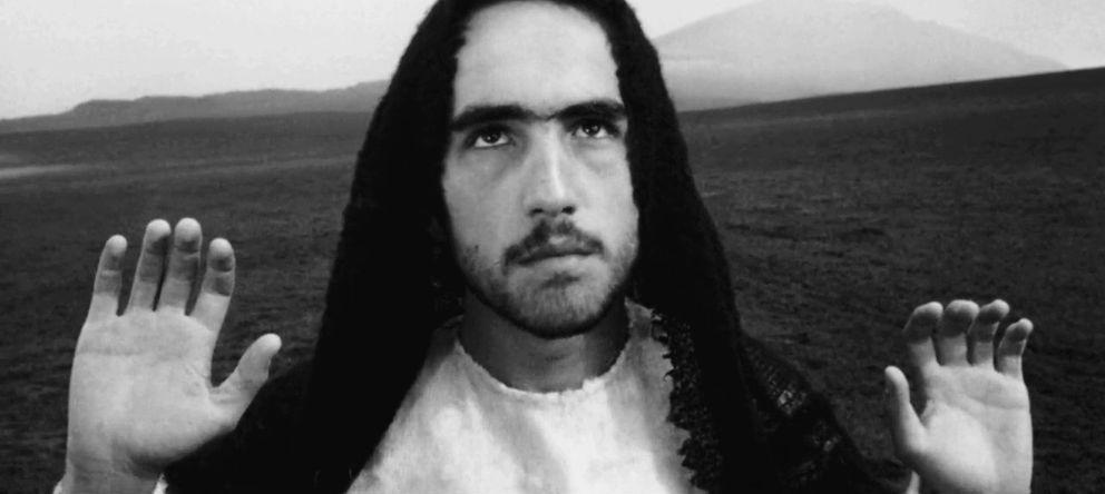 Foto: Enrique Irazoqui en 'El Evangelio según San Mateo'