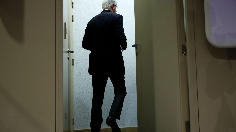 Michel Barnier, negociador jefe de la Comisión Europea. (EFE)
