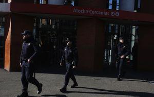 Vuelve la normalidad en Atocha tras un falso aviso de bomba