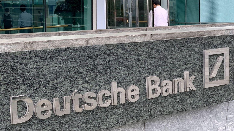 Oficina de Deutsche Bank. (Reuters)