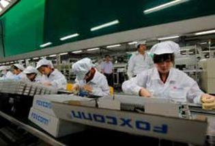Foto: Foxconn, el fabricante del iPhone, prevé contratar a 400.000 trabajadores en China el próximo año