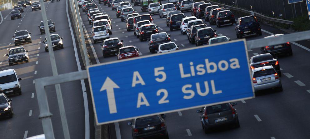 Foto: Portugal 'persigue' a 300.000 conductores españoles con peajes impagados