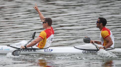 Walz y Germande se cuelgan el oro en el K2 500 de los Mundiales de Piragüismo