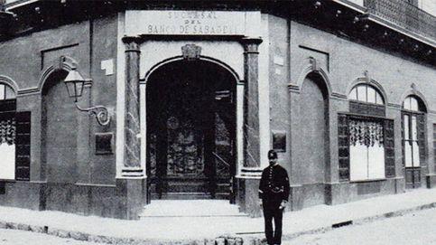 Sabadell, el penúltimo superviviente del ocaso de la banca catalana
