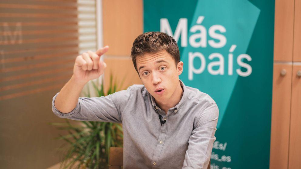 Íñigo Errejón: No hay alternativa al desbloqueo si no es en el sentido progresista