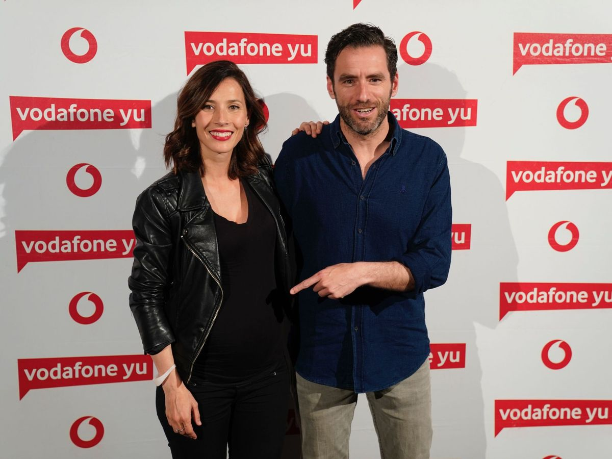 Foto: Bárbara Goenaga y Borja Sémper, en un concierto. (Cordon Press)