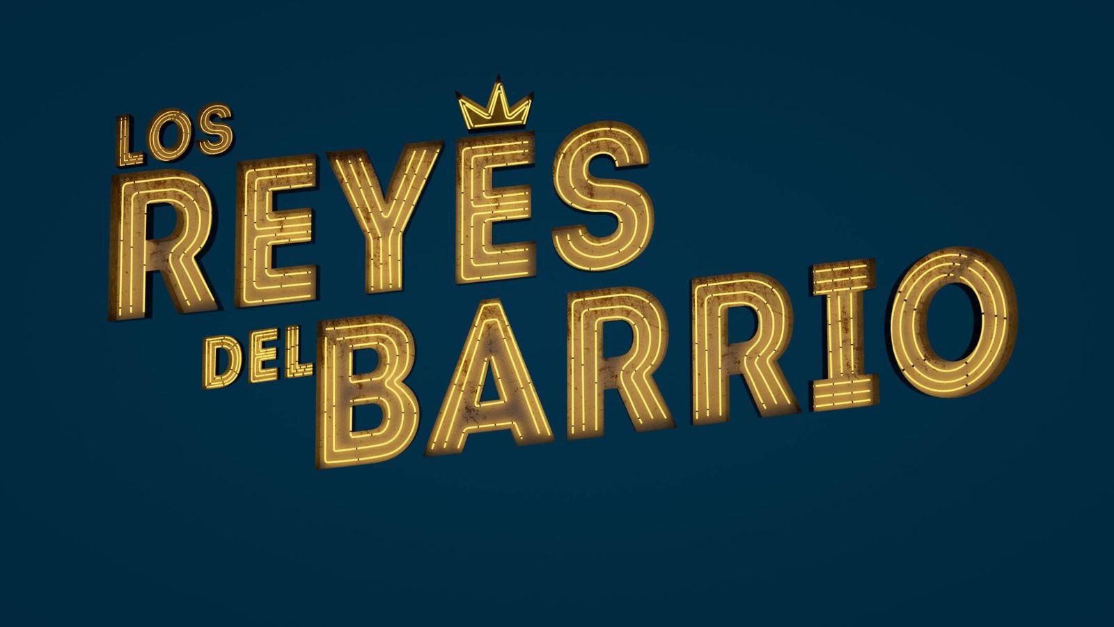 Foto: Logotipo de 'Los reyes del barrio'