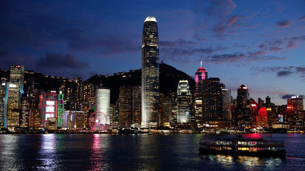 Foto: Hong Kong. (Reuters)