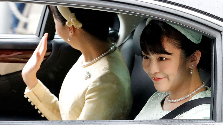 Mako y Kako de Japón. (Reuters)