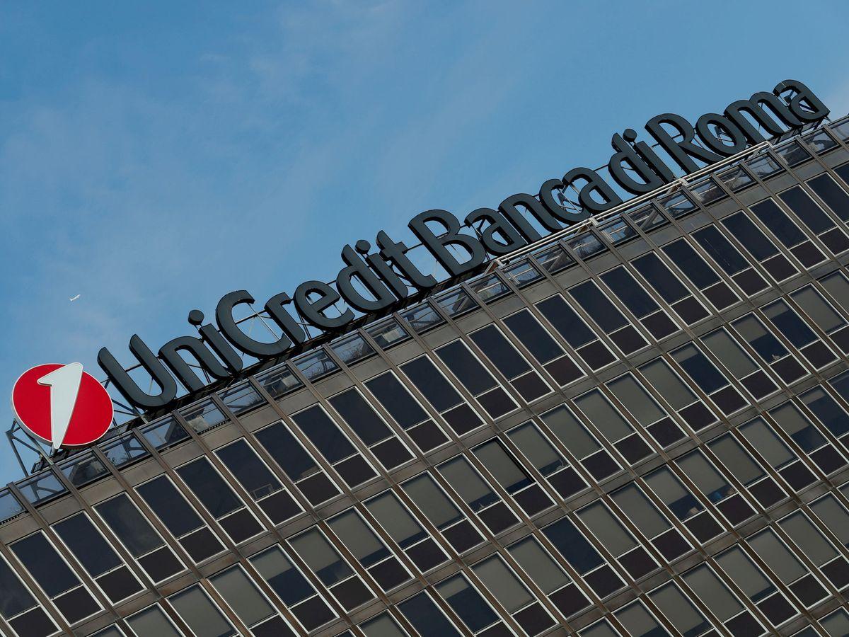Foto: Sede de Unicredit (Reuters)