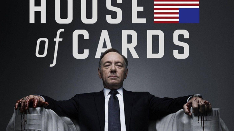 Imagen promocional de 'House of Cards