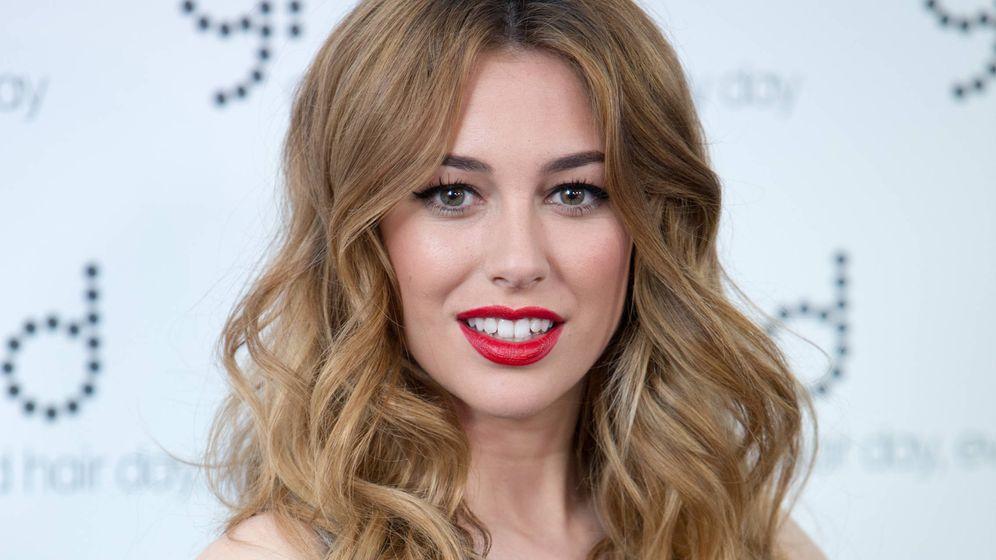 Foto: La actriz española Blanca Suárez, imagen de ghd (Pablo Cuadra/Getty Images)