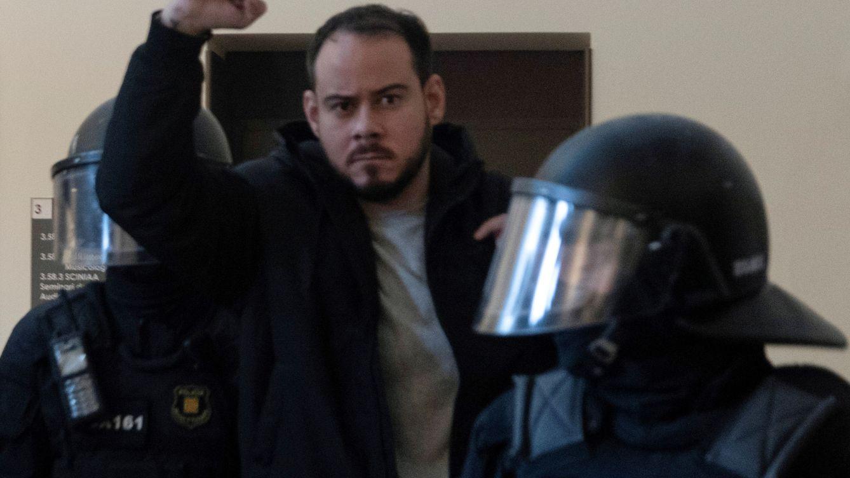 Confirmada la condena de 6 meses de cárcel a Pablo Hasél por agredir a un periodista