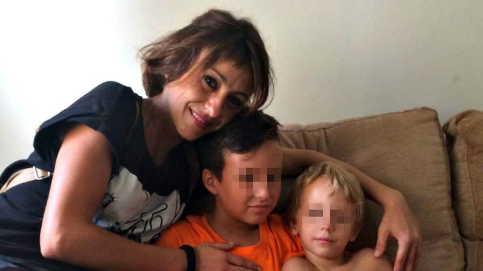 Juana Rivas podrá reunirse con sus hijos, pero solo en Cerdeña y durante 15 días