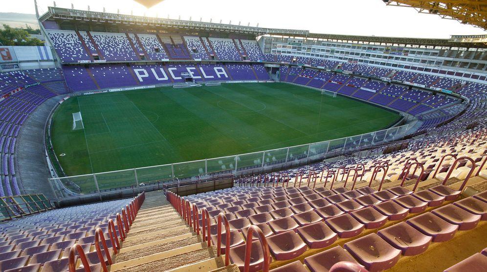Foto: El balón oval tomará el estadio José Zorrilla con la disputa de la final de la Copa del Rey (EFE)