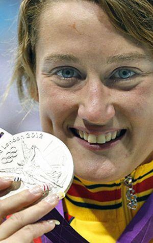 Mireia Belmonte se convierte en la reina de España con su segundo medalla olímpica