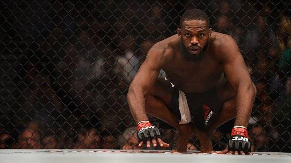 La caída de Jon Jones, el talento de la UFC por el que apostó Nike