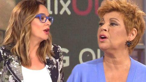 Terelu amenaza a Toñi con abandonar 'Viva la vida' por una encerrona